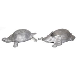 A Pair of Arthur Court Figural Bowls
