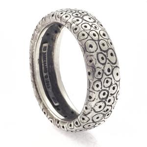 Pedro Boregaard Sterling Silver Ring